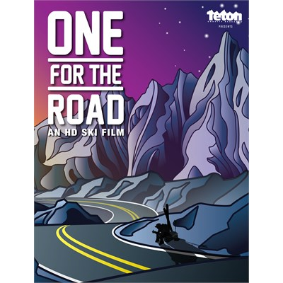 TGR One for the Road Ski DVD