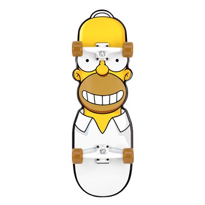 Santa Cruz Simpsons The Homer Cruzer Longboard Complete