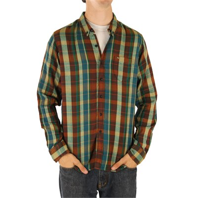 Obey Clothing Fieldman Button Down Shirt