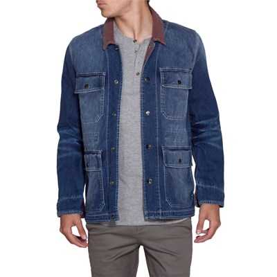 Obey Clothing Loner Denim Jacket