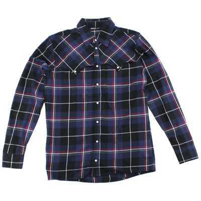Makia Yoke Button Down Shirt
