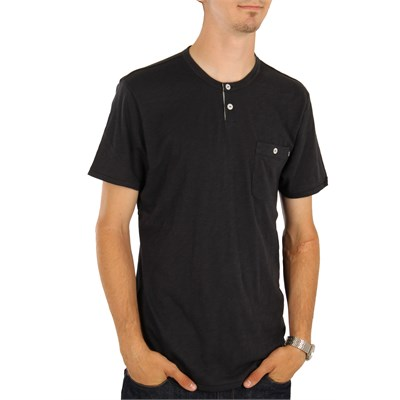Analog Hastings Short Sleeve Henley Shirt