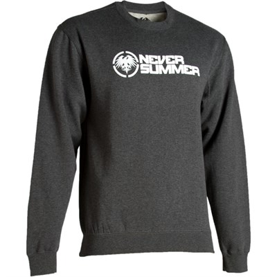 Never Summer Corporate Crew Sweatshirt