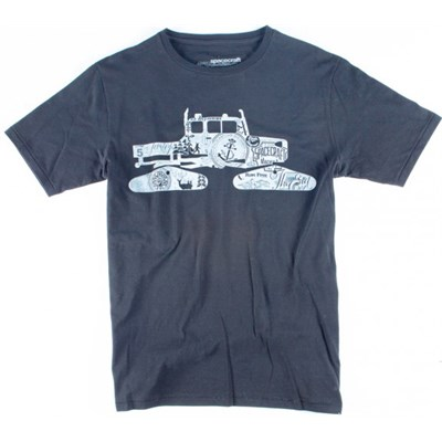 Spacecraft Snowcat T Shirt