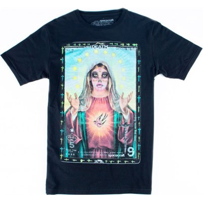 Spacecraft Death Saint T Shirt