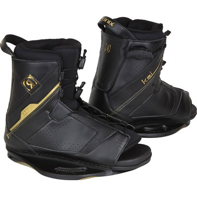 Ronix Kai Open Toe Wakeboard Bindings 2012
