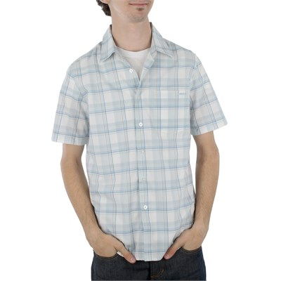 RVCA Uncle Joe Short Sleeve Button Down Shirt