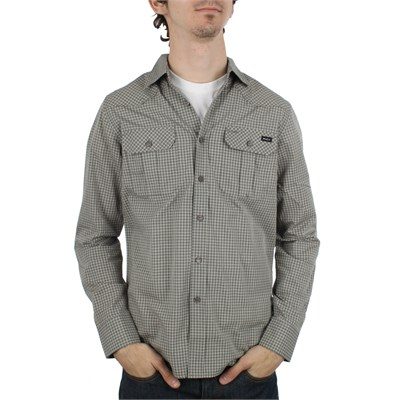 RVCA Chili Bolt Button Down Shirt