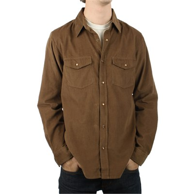 Analog Stockholm Button Down Shirt