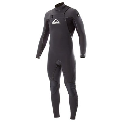 Quiksilver Ignite 3/2 Chest Zip LFS Wetsuit