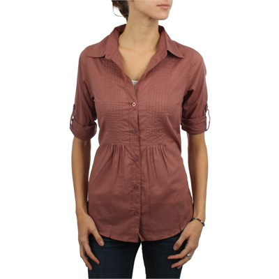 RVCA La Fayette Button Down Shirt - Women's