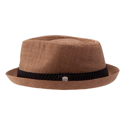 Coal The Parker Paper Straw Hat