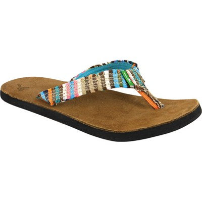 Sanuk Fraidy Cat Sandals - Women's