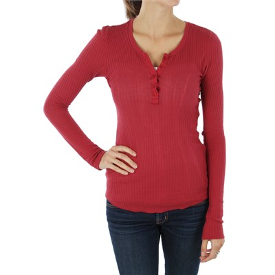 RVCA Long Haul Henley Top - Women's
