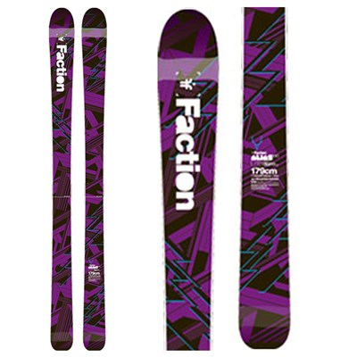 Faction Agent 100 STP Skis 2012