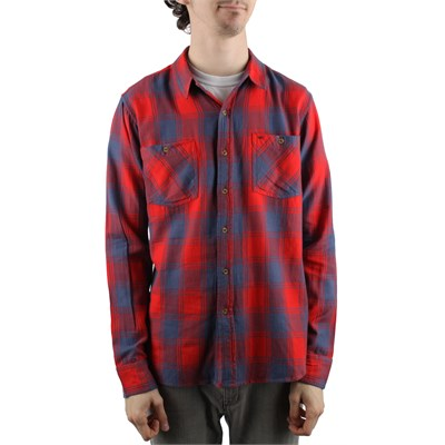 Obey Clothing Blackburn Button Down Shirt