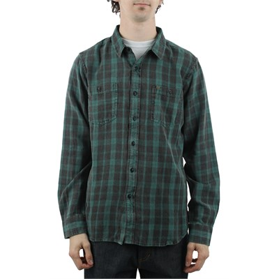 Obey Clothing Growler Button Down Shirt