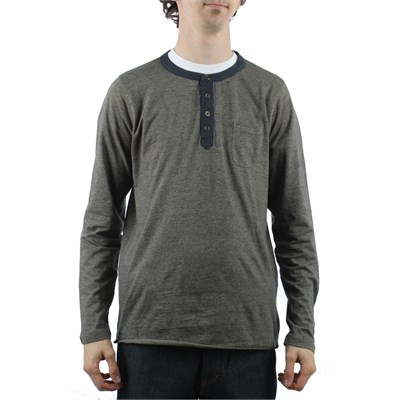 Obey Clothing Backyard Henley Shirt