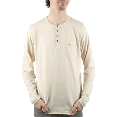 Obey Clothing Drifter Henley Shirt