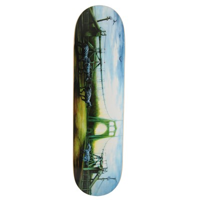 Merde St. Johns Skateboard Deck