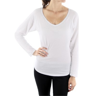 Volcom Worn Down Long Sleeve Top - Women's