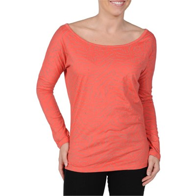 Volcom Slish Slash Long Sleeve Top - Women's