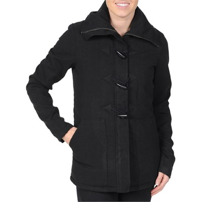 Volcom Switch Back Toggle Jacket - Women's