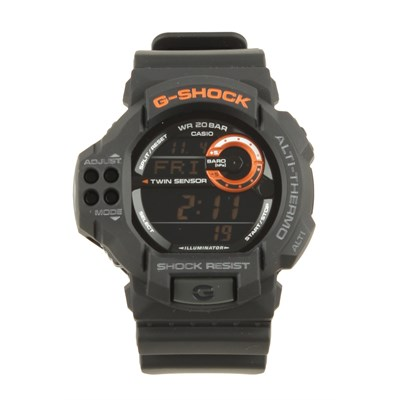 G-Shock CDF-100-1B Twin Sensor Watch