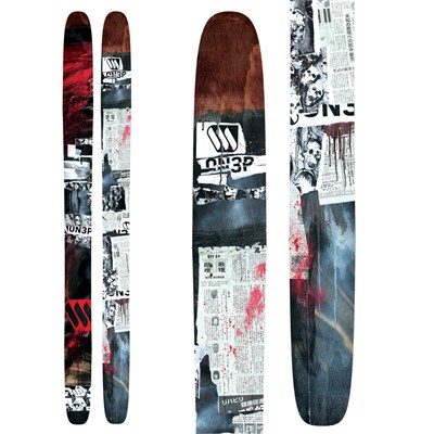ON3P Cease & Desist Skis 2012