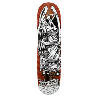 Element Barbee Ascension Red Skateboard Deck
