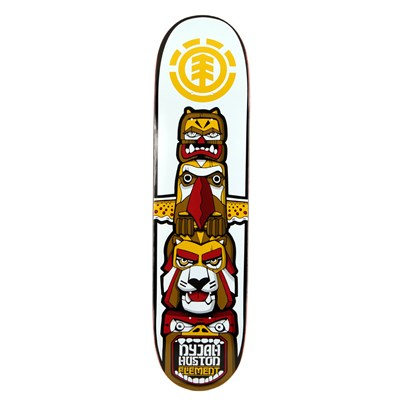 Element Nyjah Totem Skateboard Deck