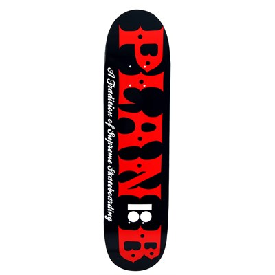 Plan B Hardcore Team Skateboard Deck