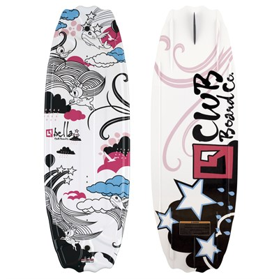 CWB Bella Wakeboard - Youth - Girl's 2012