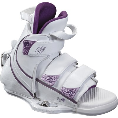 CWB Sage Wakeboard Bindings - Women's 2012
