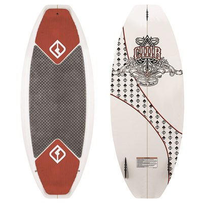 CWB Blackjack Wakesurfer Board 2012