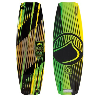 Liquid Force Shane Hybrid Wakeboard 2012