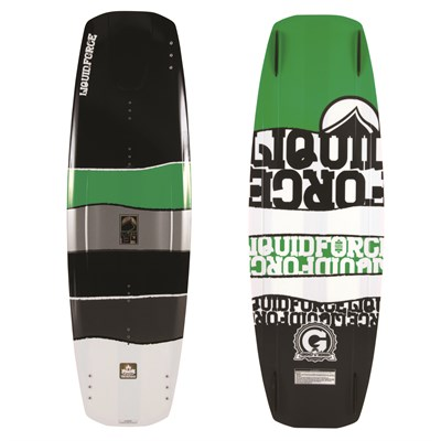 Liquid Force Deluxe Hybrid Wakeboard 2012