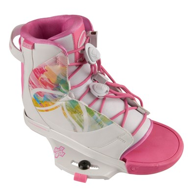 Liquid Force Plush Wakeboard Bindings - Women's 2012