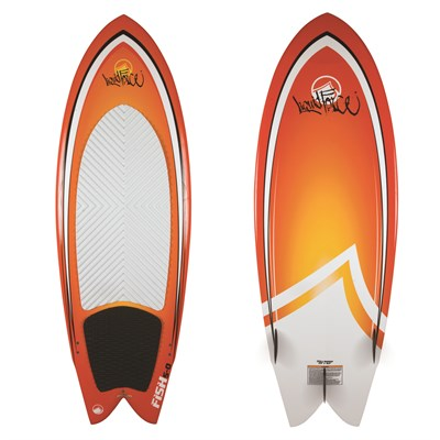 Liquid Force Fish Wakesurf Board 2012