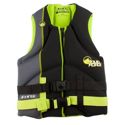 Liquid Force Jr. Hinge CGA Wakeboard Vest - Youth 2012
