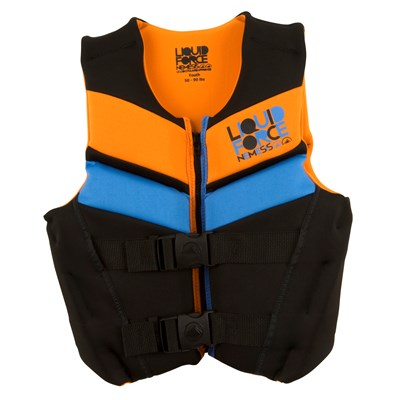 Liquid Force Nemesis CGA Wakeboard Vest - Youth - Boy's 2012