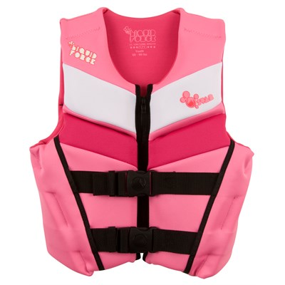 Liquid Force Star CGA Youth - Life Vest - Girl's 2014