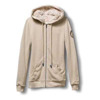 Quiksilver Winter Surf Club Zip Hoodie - Women's