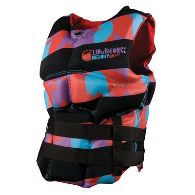 Liquid Force Melody CGA Wakeboard Vest - Women's 2012