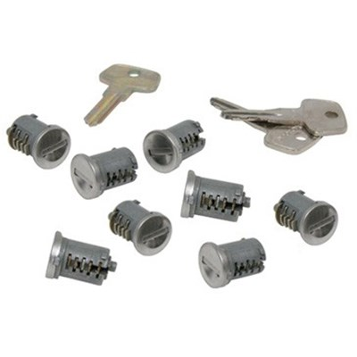 Yakima SKS Lock Cores (Set of 8)