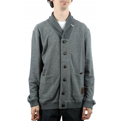 Wesc Stanley Button Down Sweater