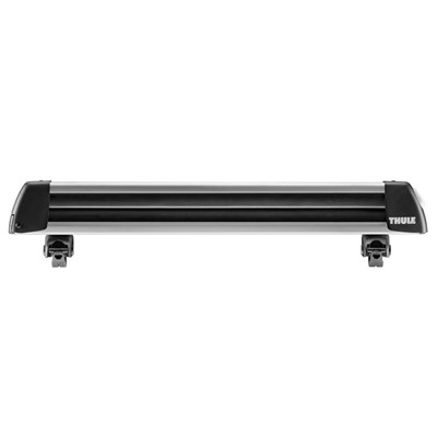 Thule Universal Flat Top 4 Snow Rack w/ Locks