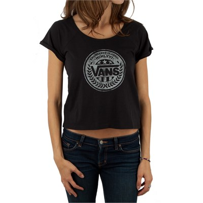 Vans Shield T Shirt - Women's