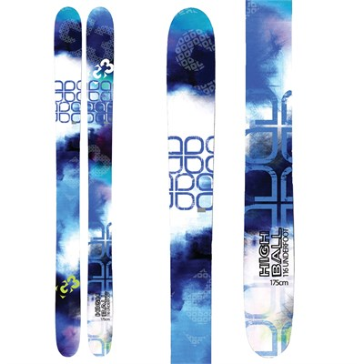 G3 Highball Skis 2012