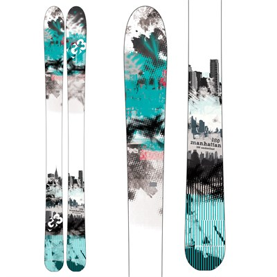 G3 Manhattan Skis 2012